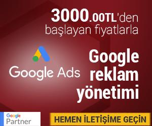 google reklamları yönetimi izmir